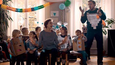 Eltern - Happy family (Komödie). Regie: Robert Thalheim. 22.11.