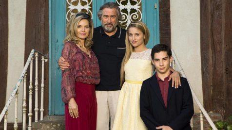 Malavita - The Family (Drama). Regie: Luc Besson. 22.11.