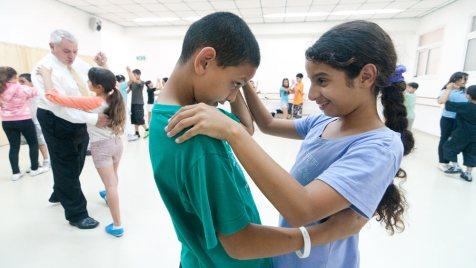 Dancing in Jaffa (Doku, Regie: Hilla Medalia, 04.04.)