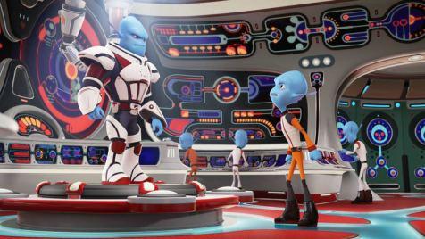 Nix wie weg vom Planeten Erde (Animation, Regie: Cal Brunker, 29.05.)