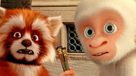 Flöckchen – Die großen Abenteuer ...(Animationsfilm, Regie: Andrés G. Schaer, 19.06.)