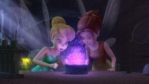 Tinkerbell und die Piratenfee (Animation, Regie: Peggy Holmes, 12.06.)