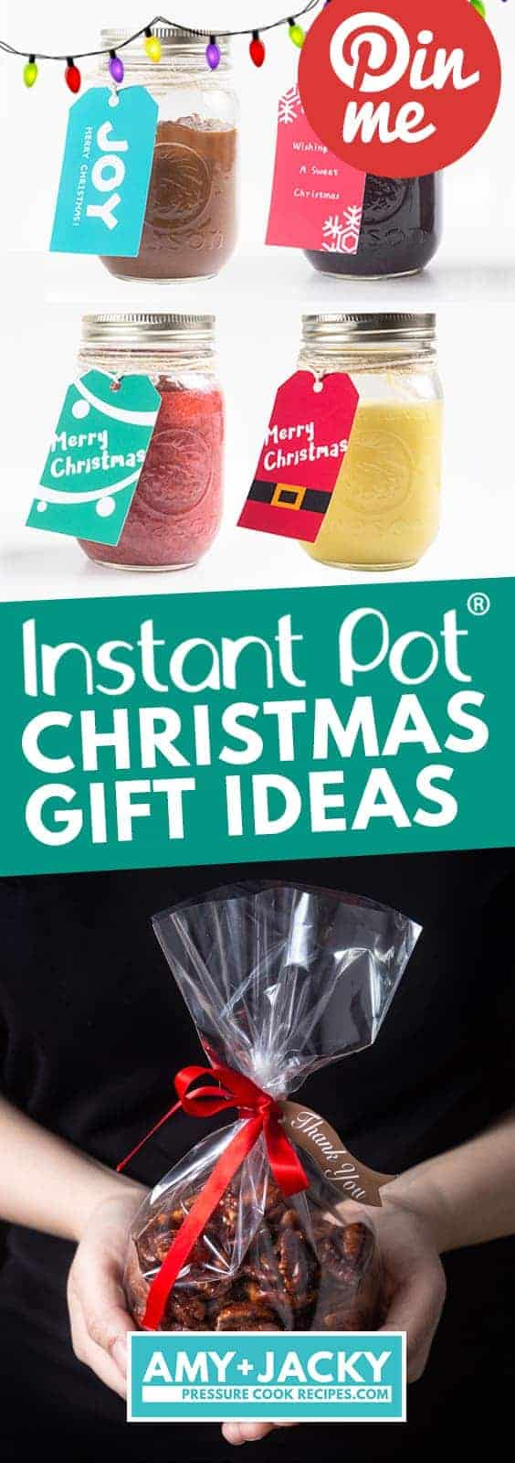 Christmas Homemade Gifts 21 Impressive Instant Pot Food Gifts You Can Make Amy Jacky
