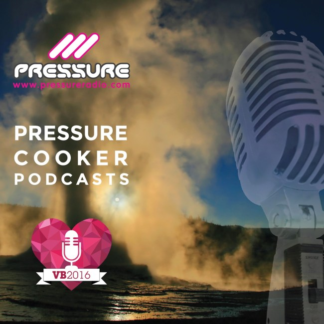 Vocal Booth Weekender 2016 Pressure Cooker Podcast