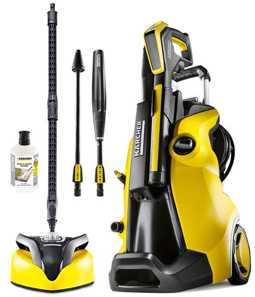 Karcher K4 Full Control Home Karcher Release New K4, K5 & K7 Pressure Washers For 2016