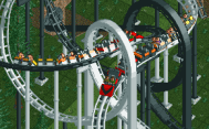 An Homage to RollerCoaster Tycoon