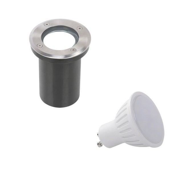 Spot Encastrable Exterieur Led Spot Encastrable Led Exterieur De Sol Etanche Ip65 Ampoule