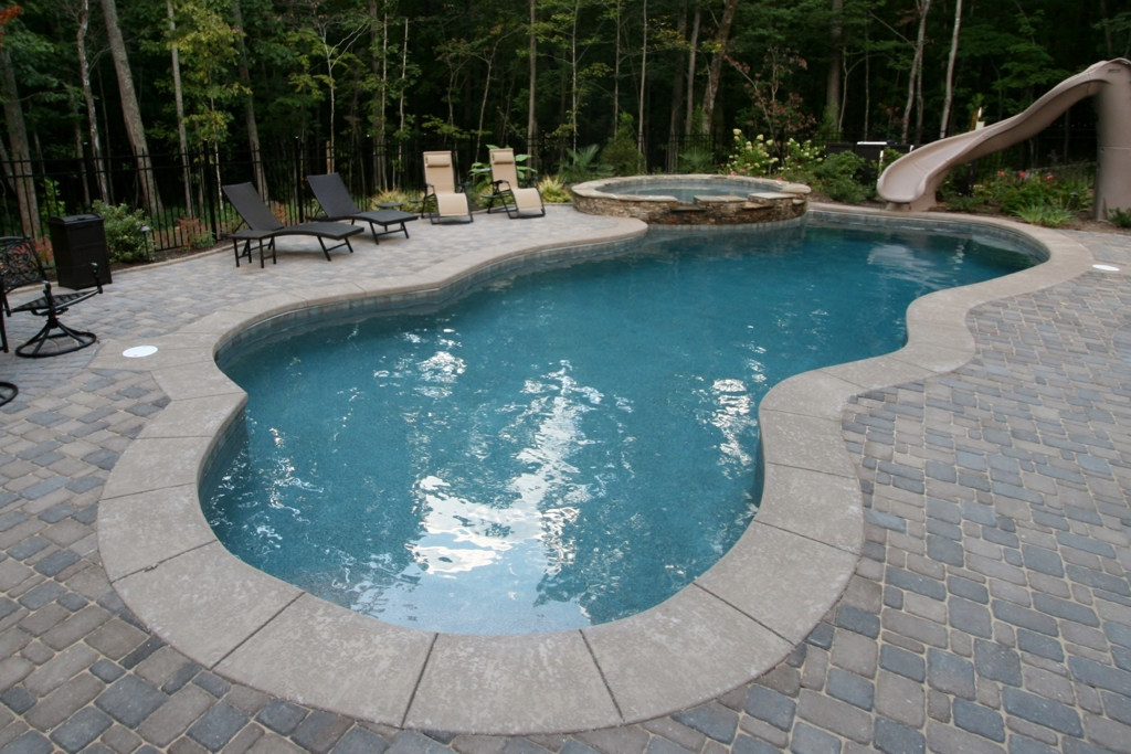 Pool Beton Prestige Pools: Custom Inground Pool Builder, Concrete