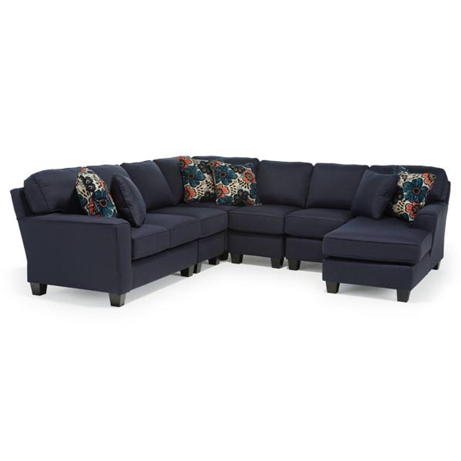 Sofas And Stuff Haresfield Sloped Arm Sofa