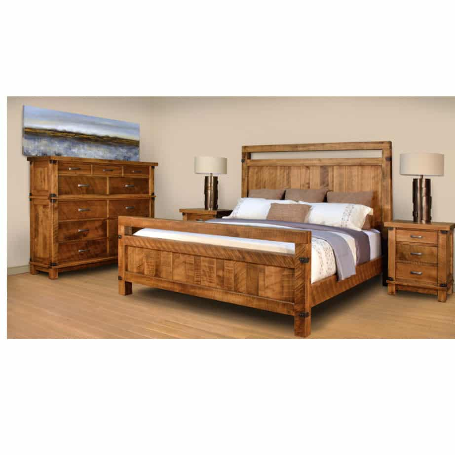 Canada Bed Galley Bed Prestige Solid Wood Furniture Port Coquitlam Bc