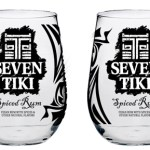 Seven Tiki™ Glasses