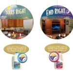 Dean® Food Promotional Dangler