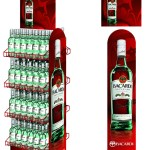 BACARDI® Superior Case Rack