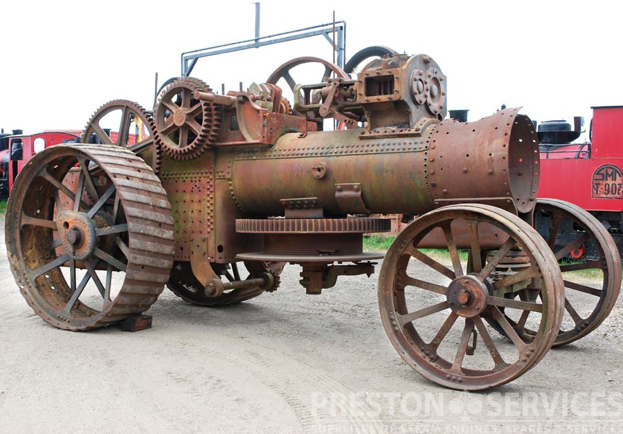 AVELING & PORTER Class PC8 Ploughing Engine