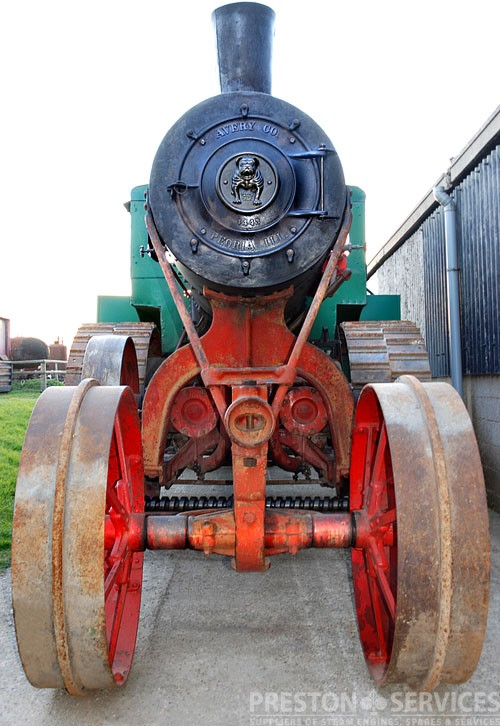 AVERY Undermounted Traction Engine