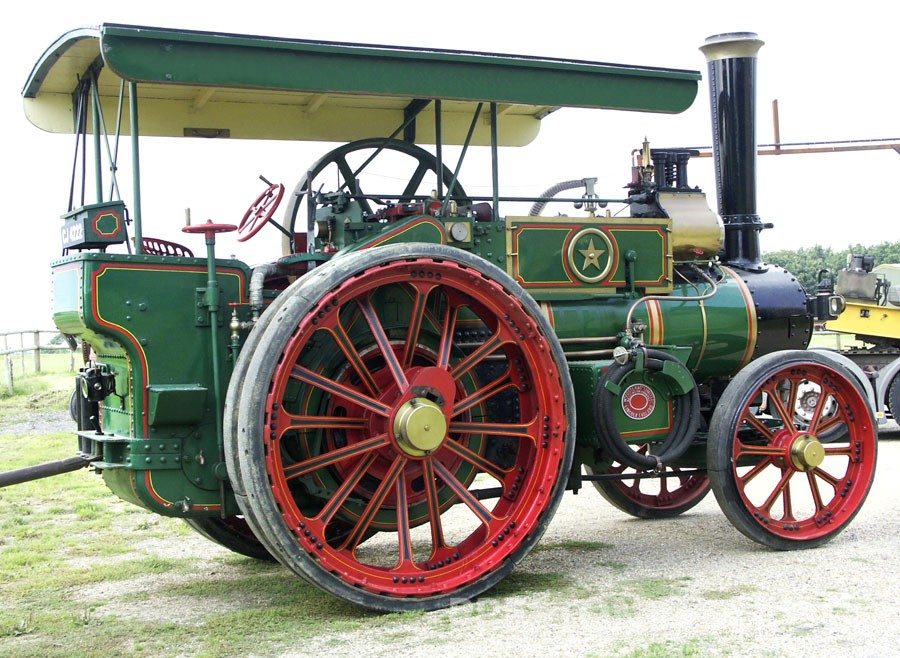 FOSTER 'Estate' Traction Engine