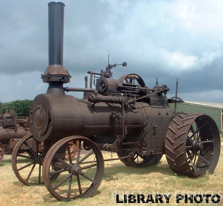 LANZ Traction Engine