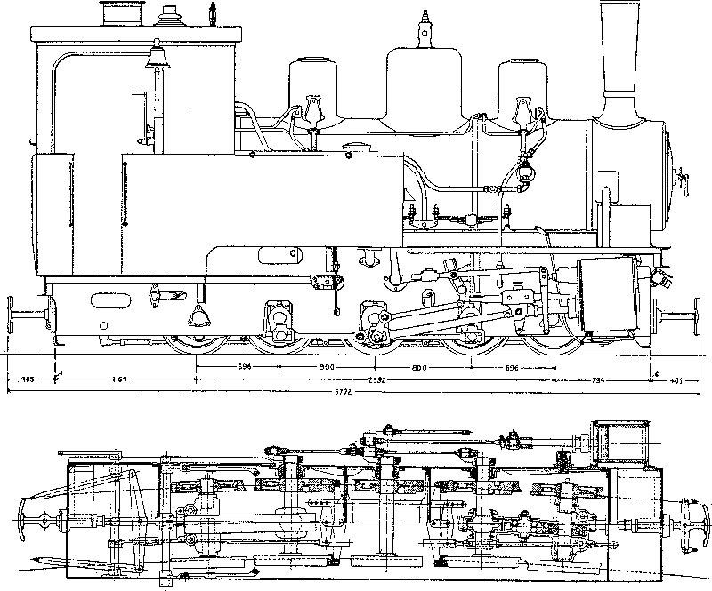 wiring diagram for model train engine