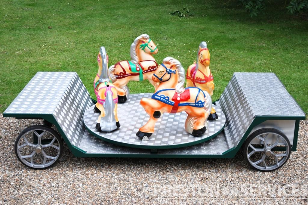 Miniature Carousel Ride