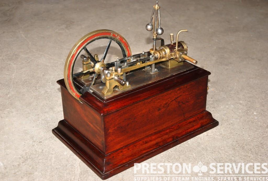 Model Single Cylinder Horizontal Workshop Engine