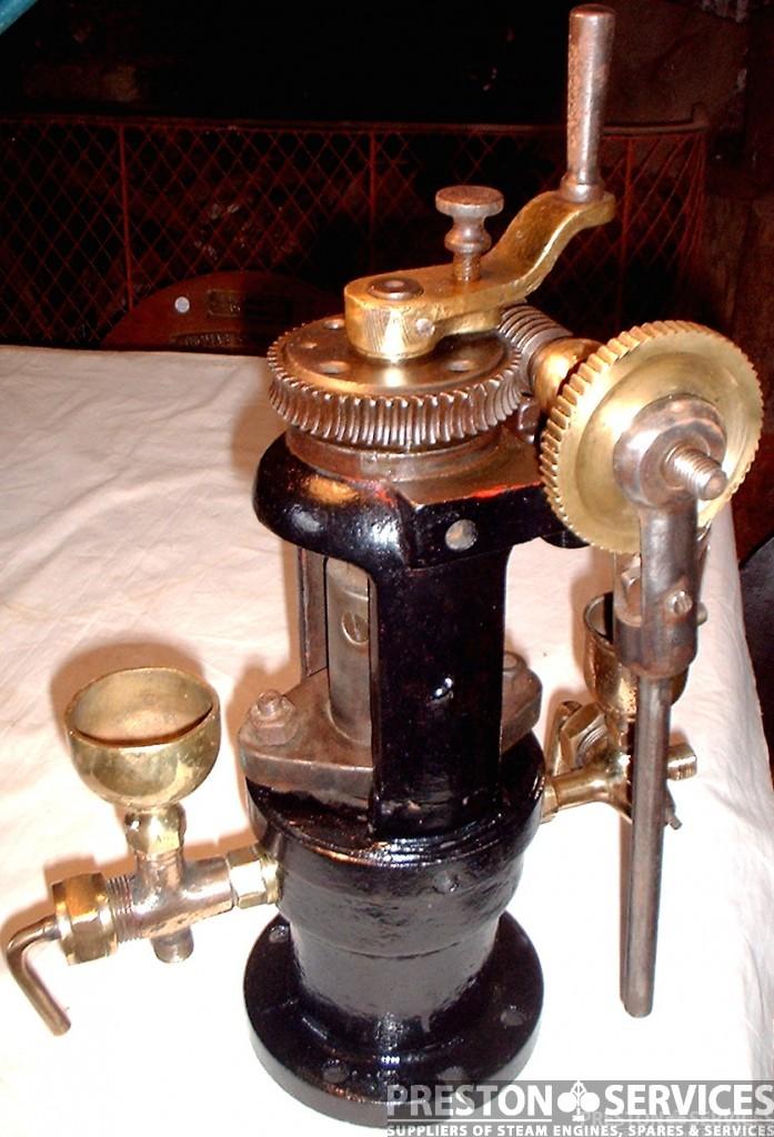 MOLLERUPS Mechanical Engine Cylinder Lubricator