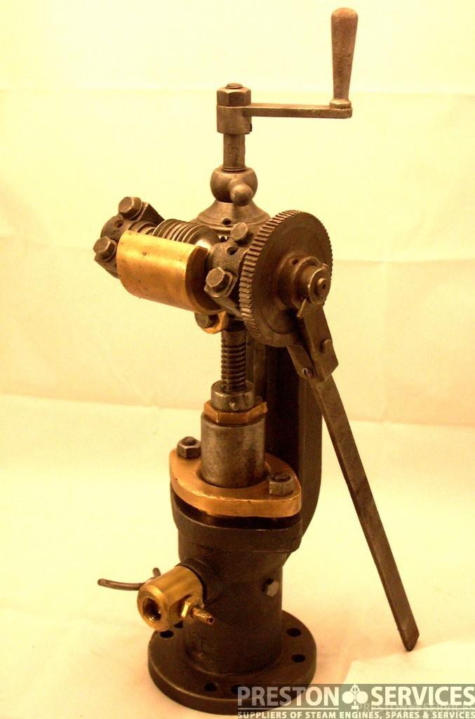 MOLLERUPS Mechanical Cylinder Lubricator