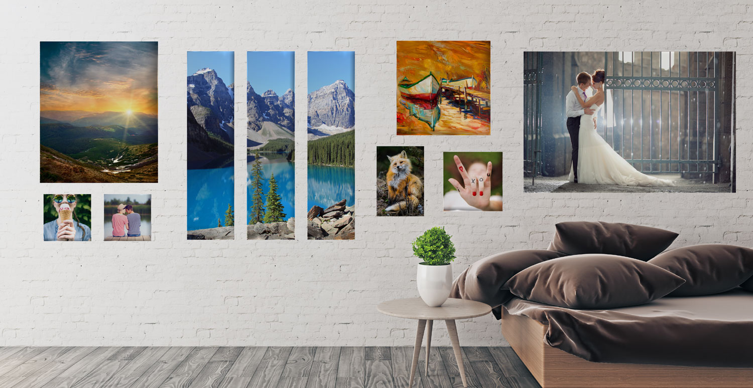 Art Wall Custom Acrylic Prints Prestophoto