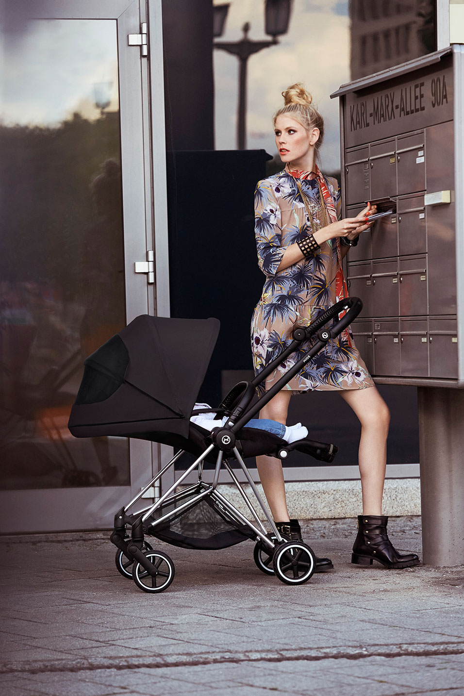 Duo Design Cybex Launches The Cybex Mios For The Modern Parents