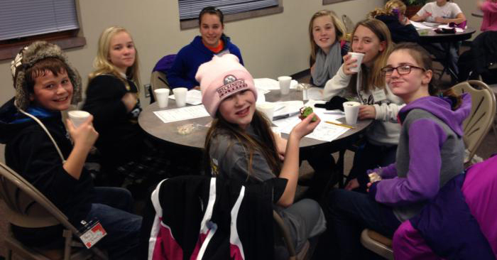 building community in preteen ministry
