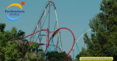 Port Aventura review - Pretpark Spanje - Trip report