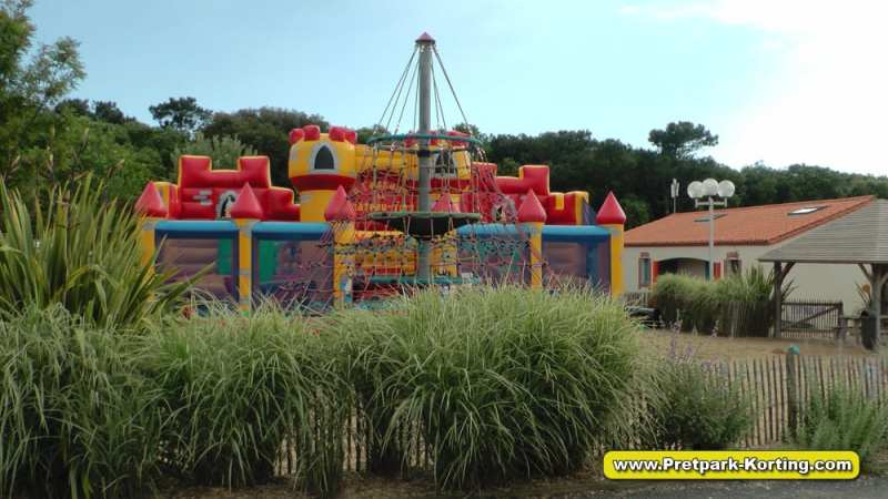 Yelloh! Village camping Le Littoral - Entertainment