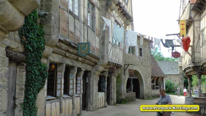 Puy du Fou - Dorp uit de Middeleeuwen