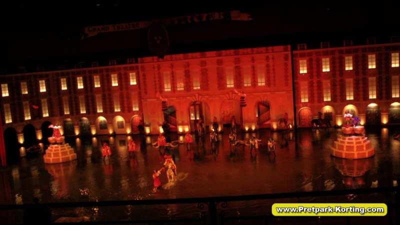 Puy du Fou shows - De Musketier van Richelieu / de drie Musketiers