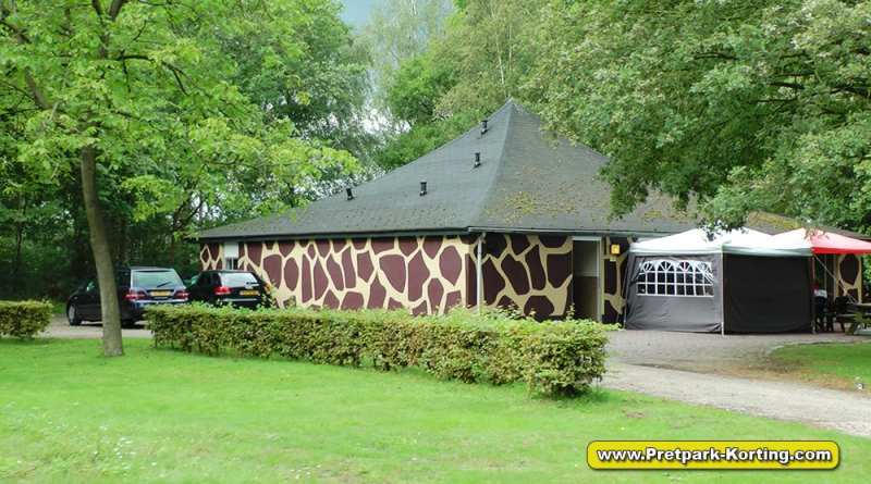 Vakantiepark Beekse Bergen – Vakantie bij wilde dieren, een groot meer & attractiepark