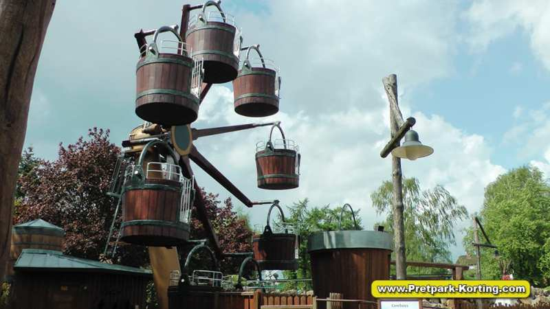 HeidePark western thema attracties