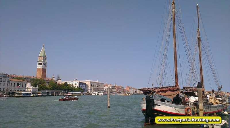 Venetië Italië - Pretpark vakantie pretpark-korting.com