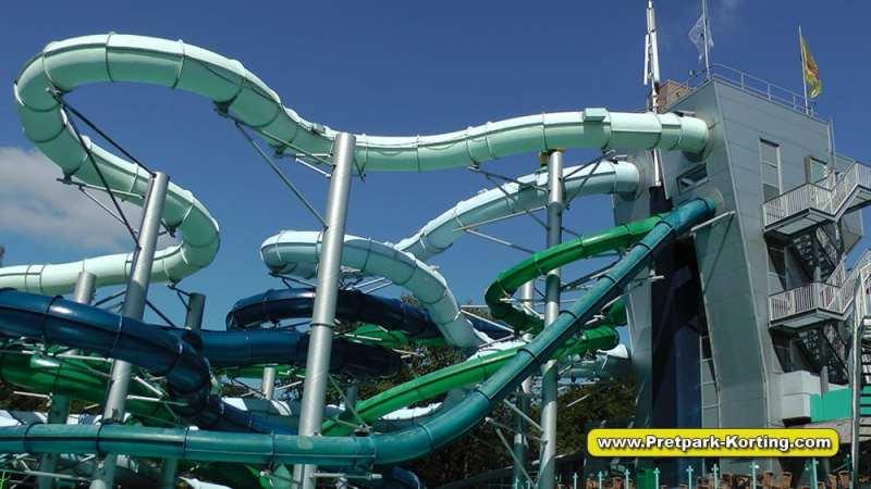 Attractiepark Duinrell - Tikibad - Pretpark-Korting.com