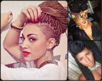 Top Trendy Box Braids Hairstyles 2015 | Hairstyles 2017 ...