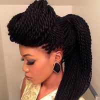 Spectacular Senegalese Twist Hairstyles | Hairstyles 2017 ...