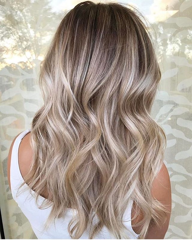 Balayage Glatte Haare Balayage & Blonette Hair Colors 2018 | Pretty-hairstyles.com