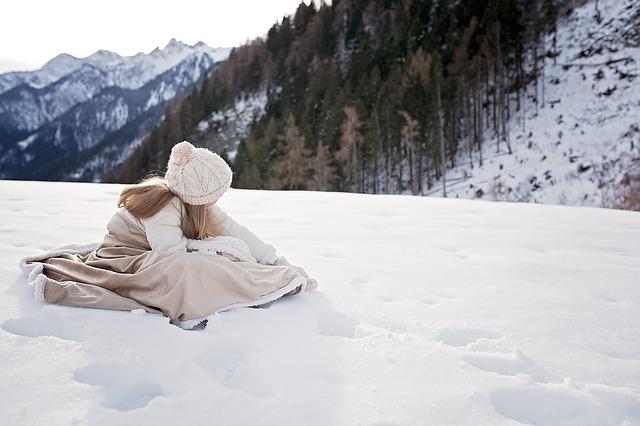 Kopfbedeckung Winter
