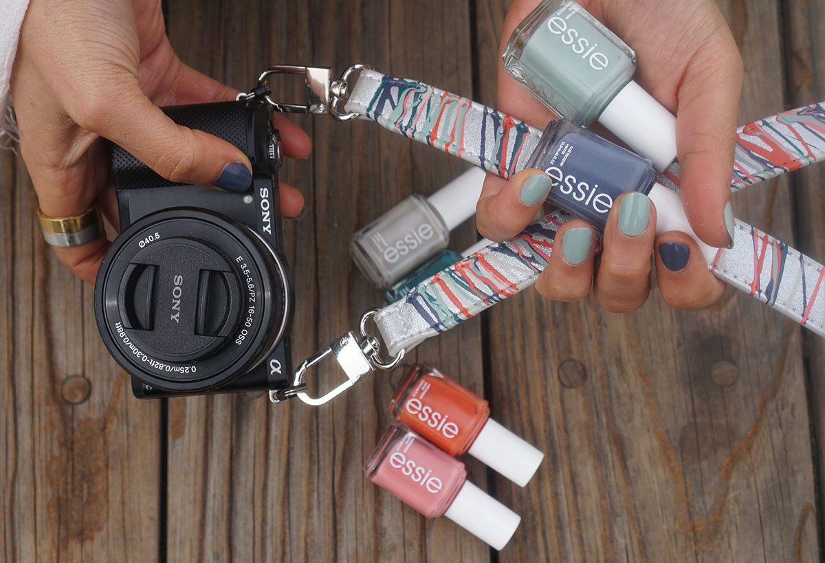 Essie Spring 2018 Nail Polish Collection Pastport To Sail T