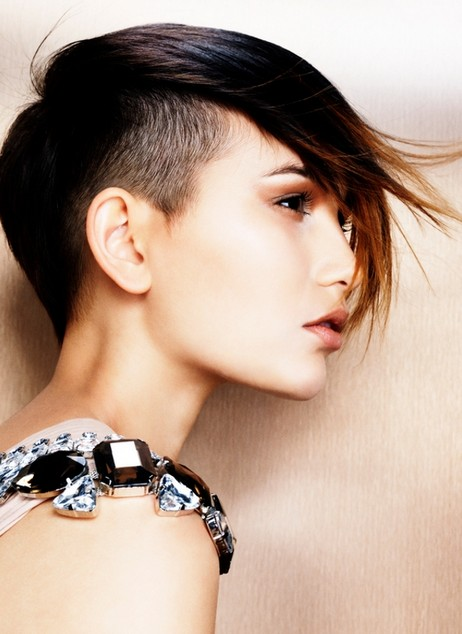Easy Female Hairstyles Punk Hairstyles For Women Stylish Punk Hair Photos