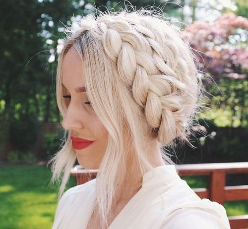 Platinum Hair Curly 20 Trendy Grey Silver Hairstyles For Spring Pretty Designs