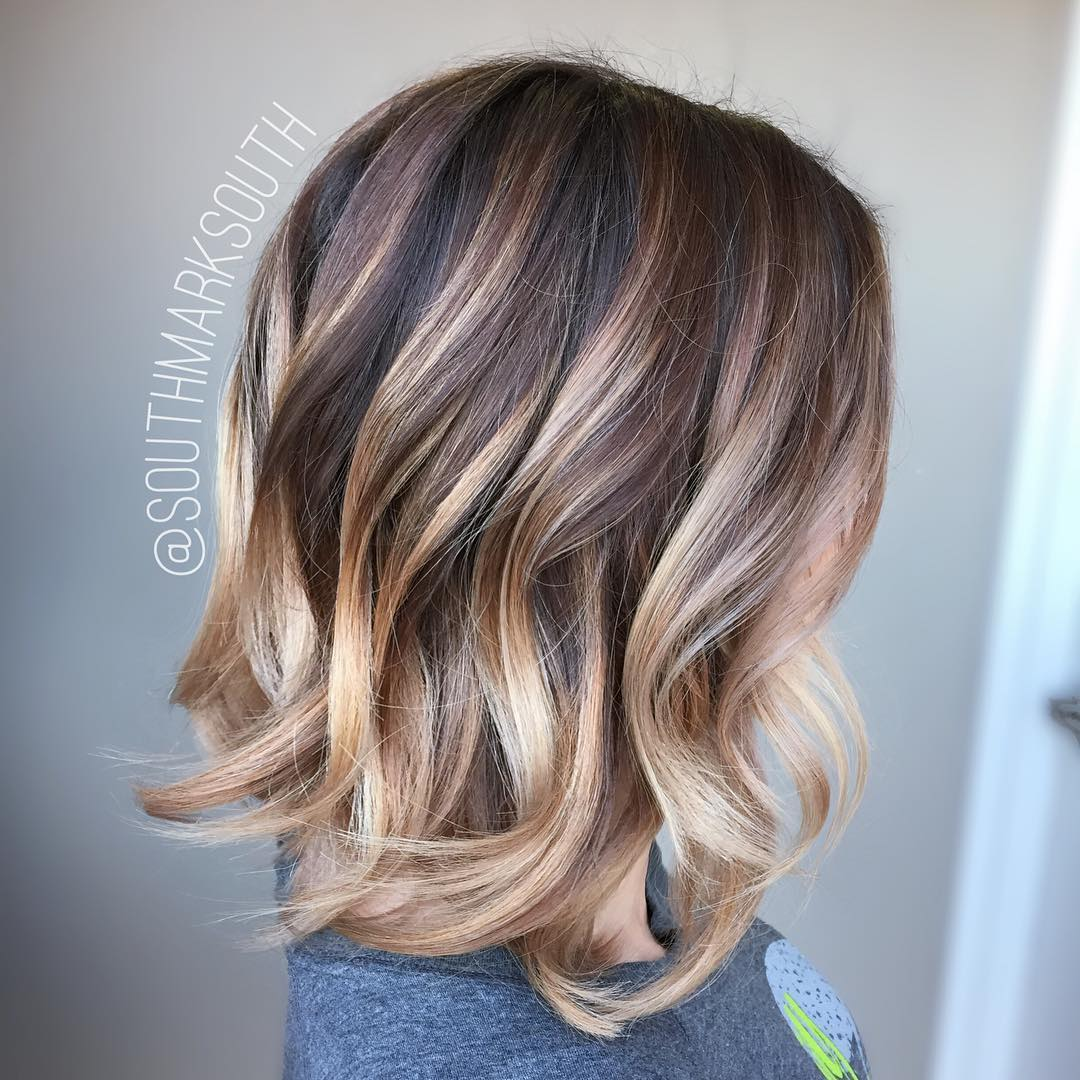 40 Hottest Ombre Hair Color Ideas 2020 Short Medium - Ombre Dunkelblond Blond