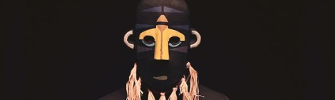 "SBTRKT ft. A$AP Ferg - ""Voices in My Head"""