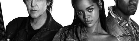 Rihanna, Kanye West and Paul McCartney - FourFiveSeconds