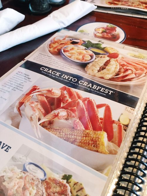 Medium Of Crabfest Red Lobster