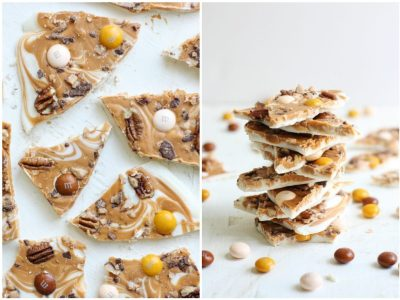 Butterscotch Swirl Bark Recipe