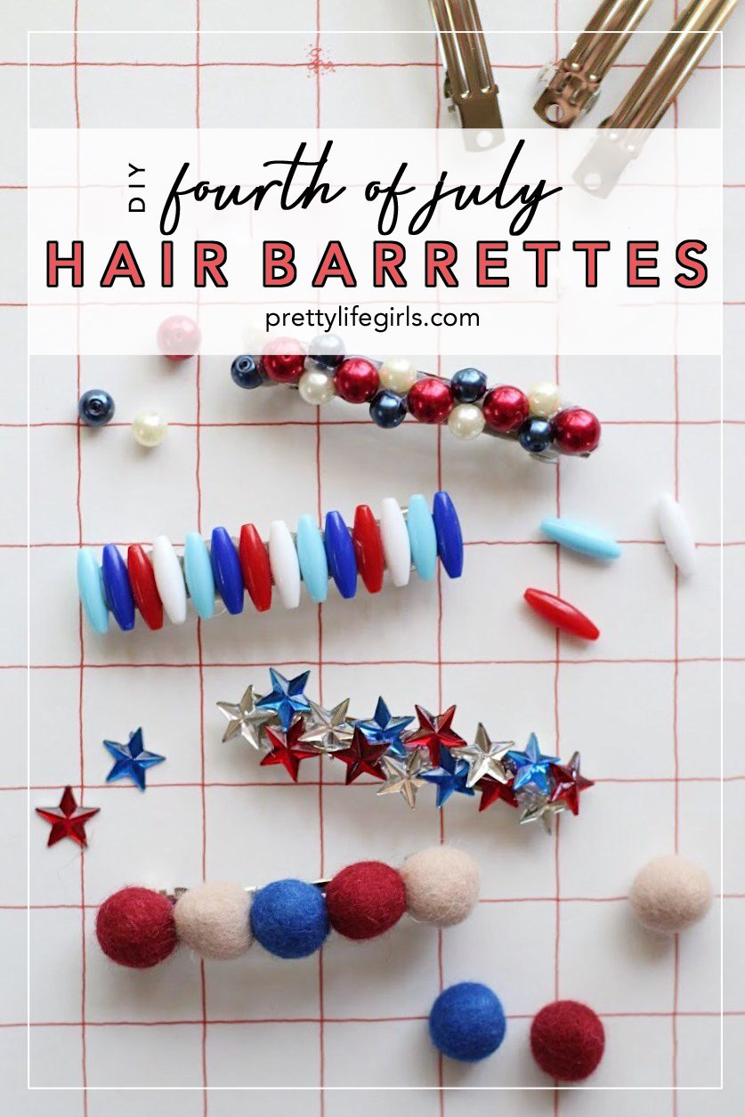 Six Favorite Diy Projects For The 4th Of July The Pretty Life Girls